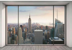 Fototapete Penthouse ca. 368 x 254 cm