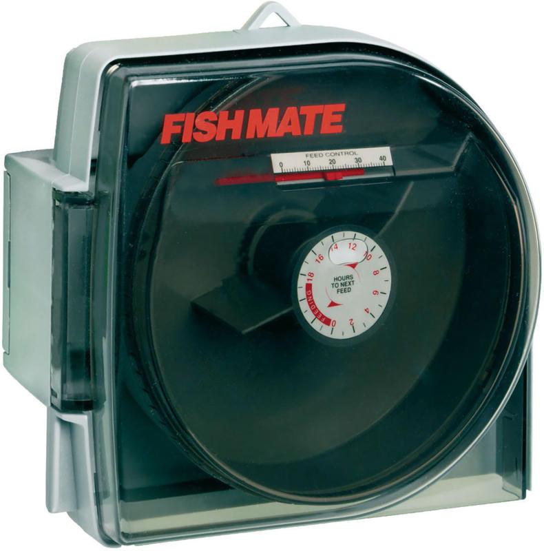 Fish Mate Futterautomat Teich P 21