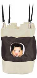 Kuschelschloss für Hamster