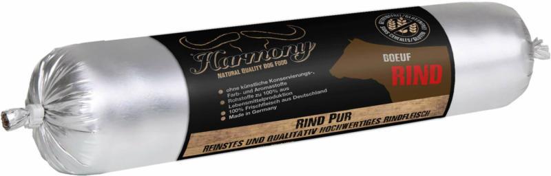 Harmony Dog Natural Wurst Rind 14x400g