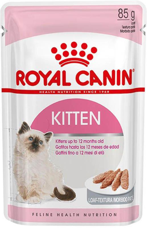 Royal Canin Kitten Instinctive Mousse Nassfutter 12x85g