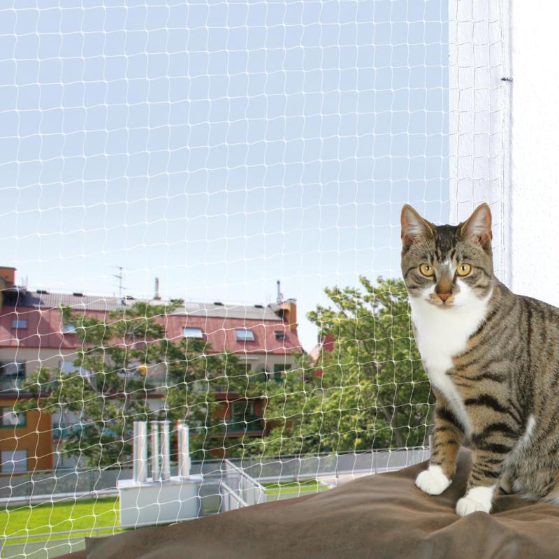 Katzennetz 4x3m