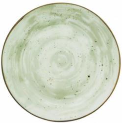 Dessertteller Pur grün