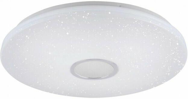LED-Deckenleuchte 14228-16 Sternen-Optik D. 59 cm