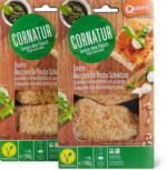 Escalopes à la mozzarella et au pesto Cornatur Quorn, lot de 2
