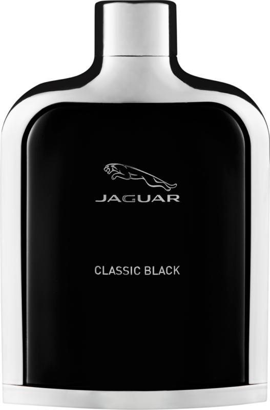 Jaguar, Classic Black, Eau de Toilette, Vapo, 100 ml