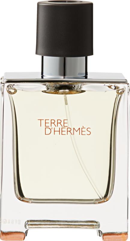 Hermès, Terre d'Hermès, eau de toilette, spray, 50 ml