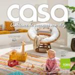 CASA casa offres - au 12.09.2021