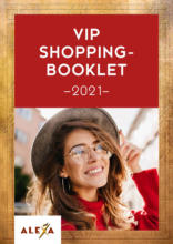 VIP Shopping Booklet 2021