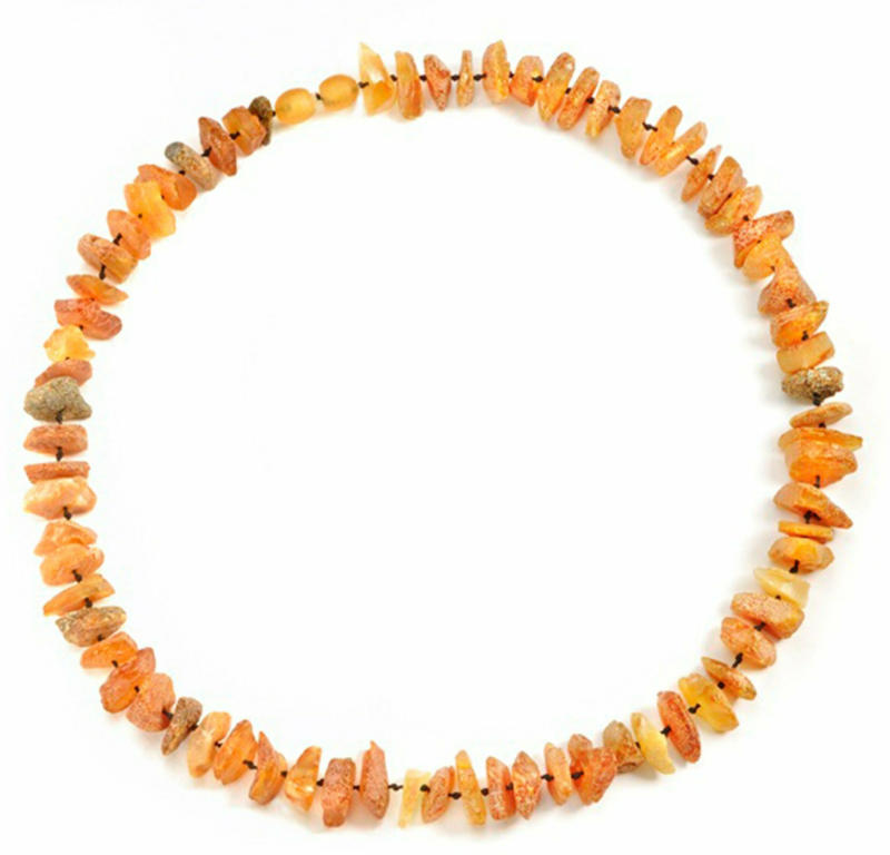 Amberdog Collier d'ambre Soleil 46cm