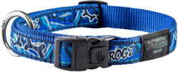 Rogz Fancy Dress Hunde-Halsband XL 43-70cm