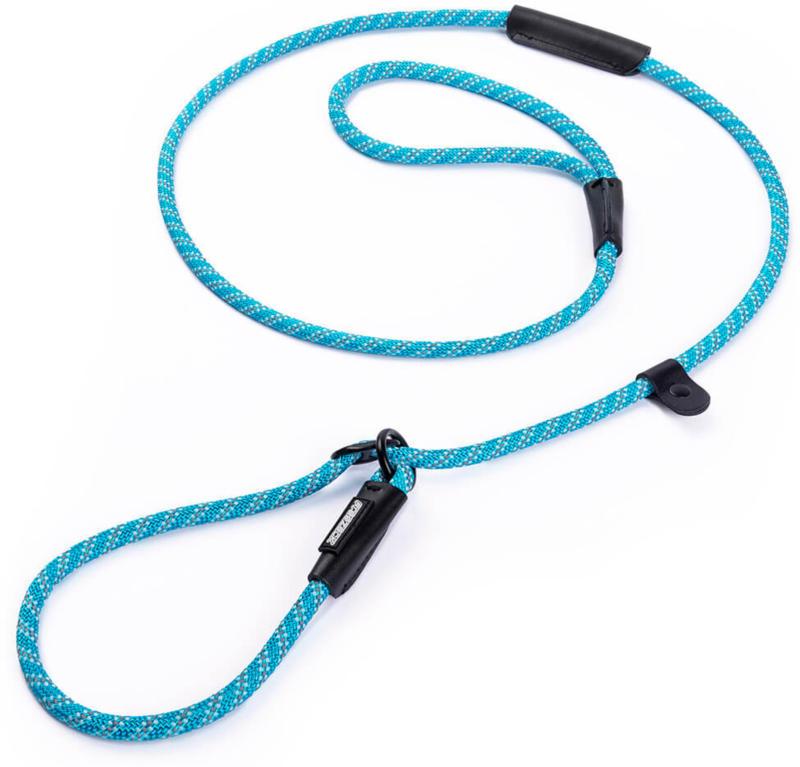 Freezack Moxon Leine Rope B blau 180cm/8mm