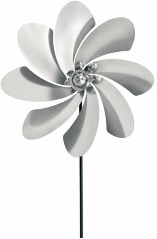 Windrad Viento 20 cm, Edelstahl