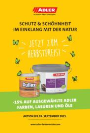 ADLER-Farbenmeister Flugblatt