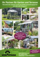 Ihr Partner für Garten und Terrasse