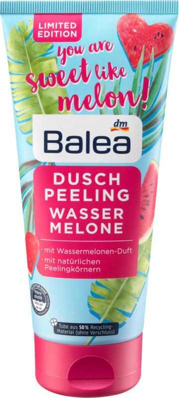 Balea Duschpeeling Melone