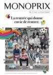 Monoprix Array: Offre hebdomadaire - au 05.09.2021