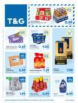 T&G T&G Flugblatt - bis 22.08.2021