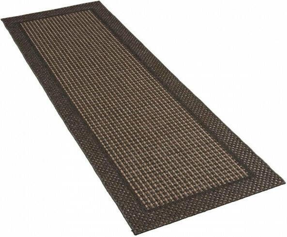 Teppich Grace ca. 80 x 240 cm anthrazit