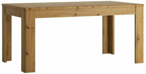 Esstisch Agordo Artisan Eiche Nachbildung ca. 160 (200) x 90 cm