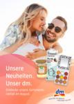 dm-drogerie markt Unsere Neuheiten. Unser dm. - bis 31.08.2021