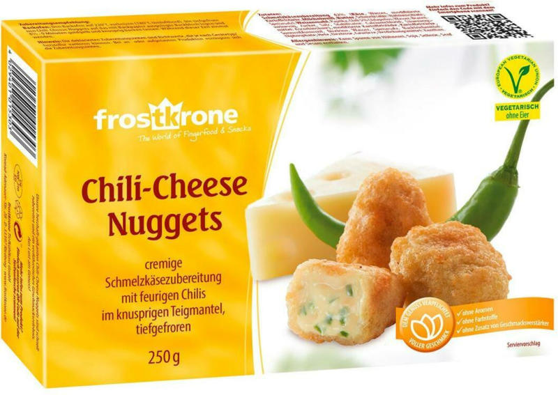 Frostkrone Chili Cheese Nuggets