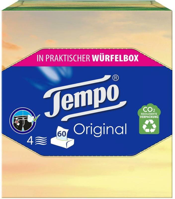 Tempo Original Würfelbox