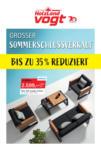 Alfred Vogt GmbH & Co. KG Grosser Sommerschlussverkauf - bis 25.08.2021