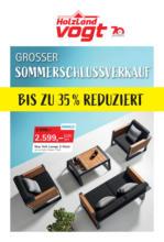 Grosser Sommerschlussverkauf