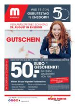 Möbel Martin: Wir feiern Geburtstag in Ensdorf