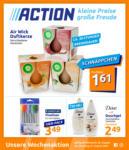 Action Action - kleine Preise große Freude - bis 31.08.2021