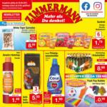 Zimmermann Sonderposten Angebote vom 30.08.-04.09.2021 - bis 04.09.2021