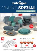 Zurbrüggen - Online Spezial
