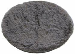 Teppich Moyo ca. 35 cm rund grau
