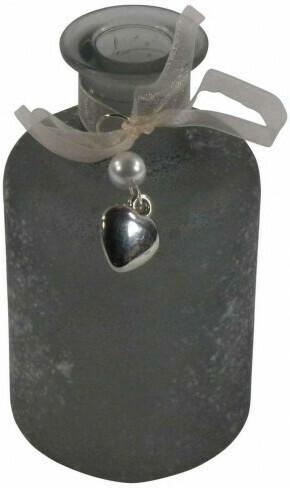 Vase Rustic Grey ø ca. 8cm