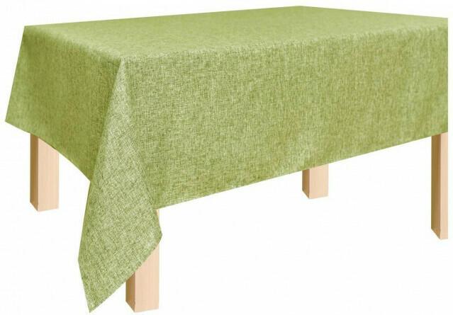 """Tischdecke """"Burner"""" grün 110 x 140 cm"""