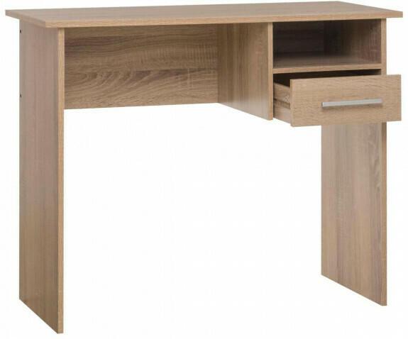 Schreibtisch Harry Sonoma Eiche Nachbildung ca. 90 x 72 x 40 cm