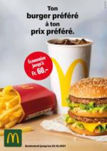 McDonald's bons