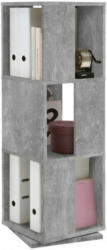 Drehregal Beton-Optik