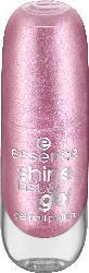 essence cosmetics Nagellack shine last & go! gel nail polish 82