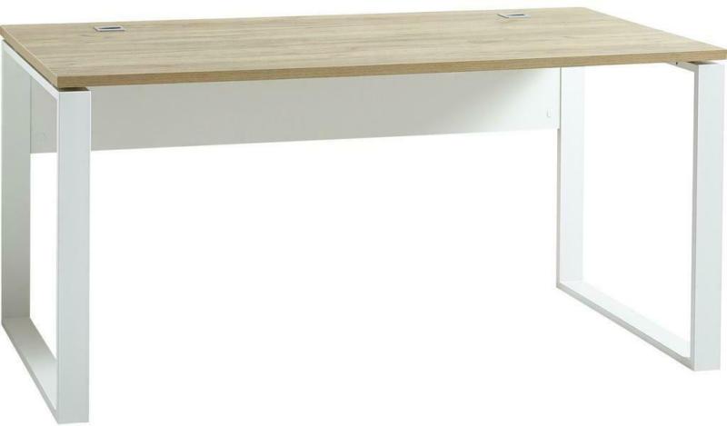 Schreibtisch Gw-Lioni B: 158cm Eiche Dekor
