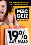 MÄC GEIZ MÄC-GEIZ: Wochenangebote - bis 03.09.2021