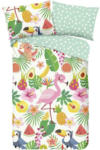 Möbelix Kinderbettwäsche 30009-G Summer Multicolor