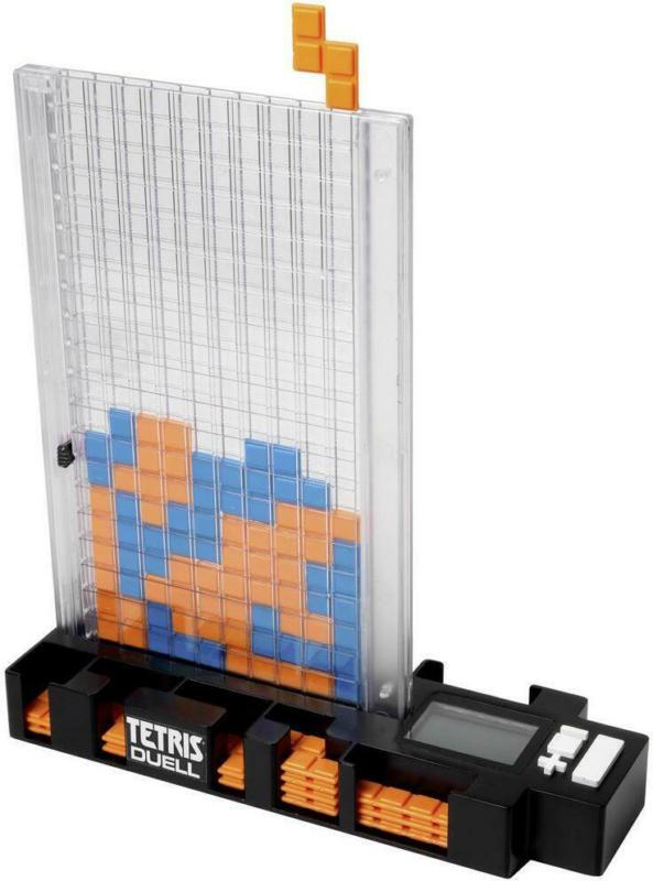 Strategiespiel Tetris Duell