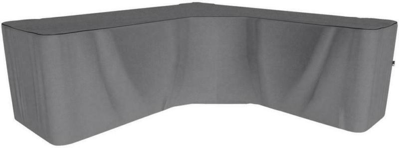 Schutzhülle Corner Sofa Cover Grau