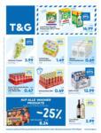 T&G T&G Flugblatt - bis 03.09.2021