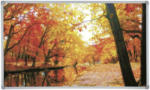 Möbelix Infrarot Heizung 600 W Forest Fall 100x60 cm