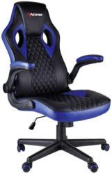 Gaming Stuhl Racing Delta Electric, Schwarz/Blau