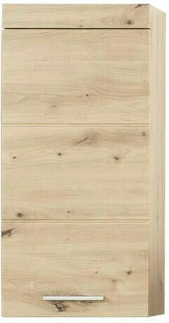 Badhängeschrank Amanda Asteiche-Nachbildung, ca. 37 x 77 x 23 cm
