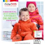 Ernsting's family Ernsting's Family: Ernsting's Family: Jetzt schneit's Kunterbunte Online-Hits! - bis 05.09.2021